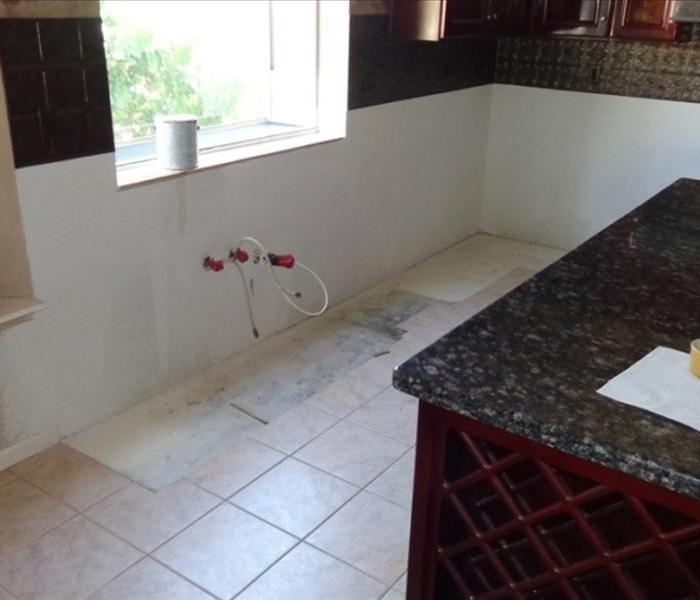 Scottsdale Kitchen Mold Remediation After