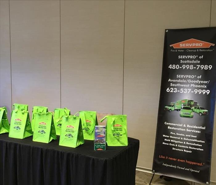 Graduate Realtor Institute Course is Sponsored by SERVPRO