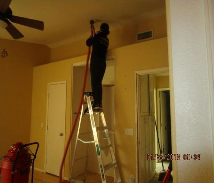 SERVPRO Offers Cleaning Service