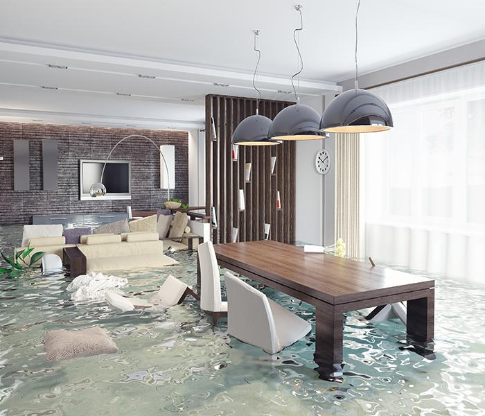Water Damage Controlling Water Damage